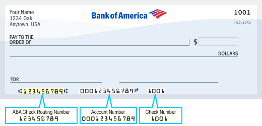 bank of america first checks free